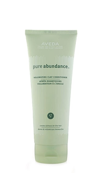 "pure abundance<span class=""trade"">™</span> volumizing clay conditioner"