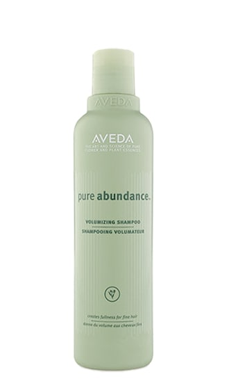 "pure abundance<span class=""trade"">™</span> volumizing shampoo"