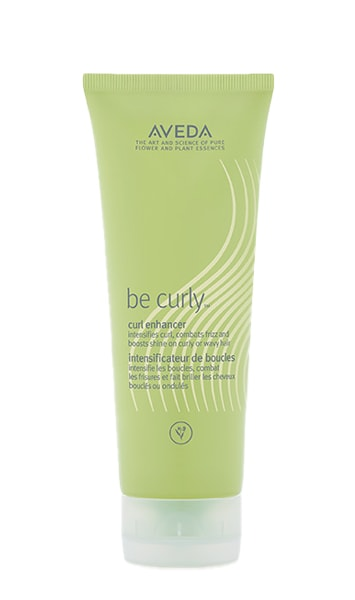 "be curly<span class=""trade"">™</span> curl enhancer"